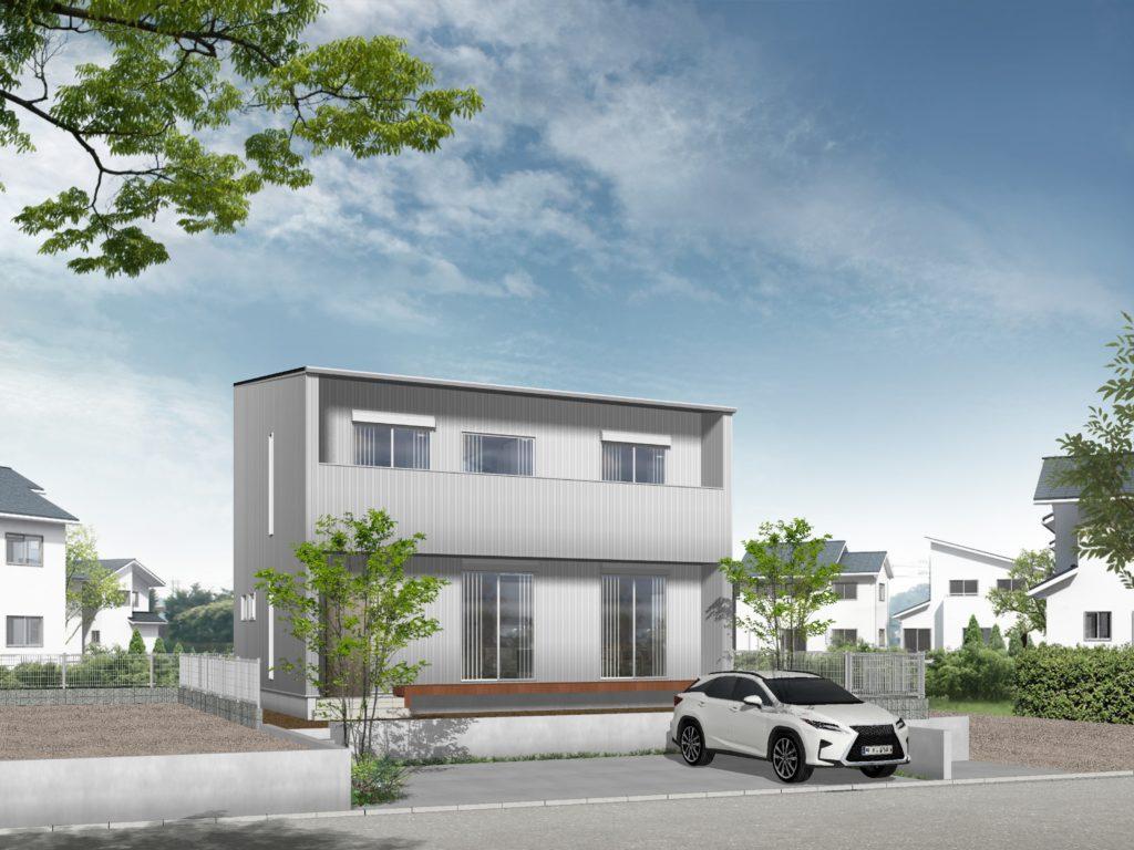 高知県土佐市分譲住宅彩都建設