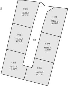 高知市大津分譲地