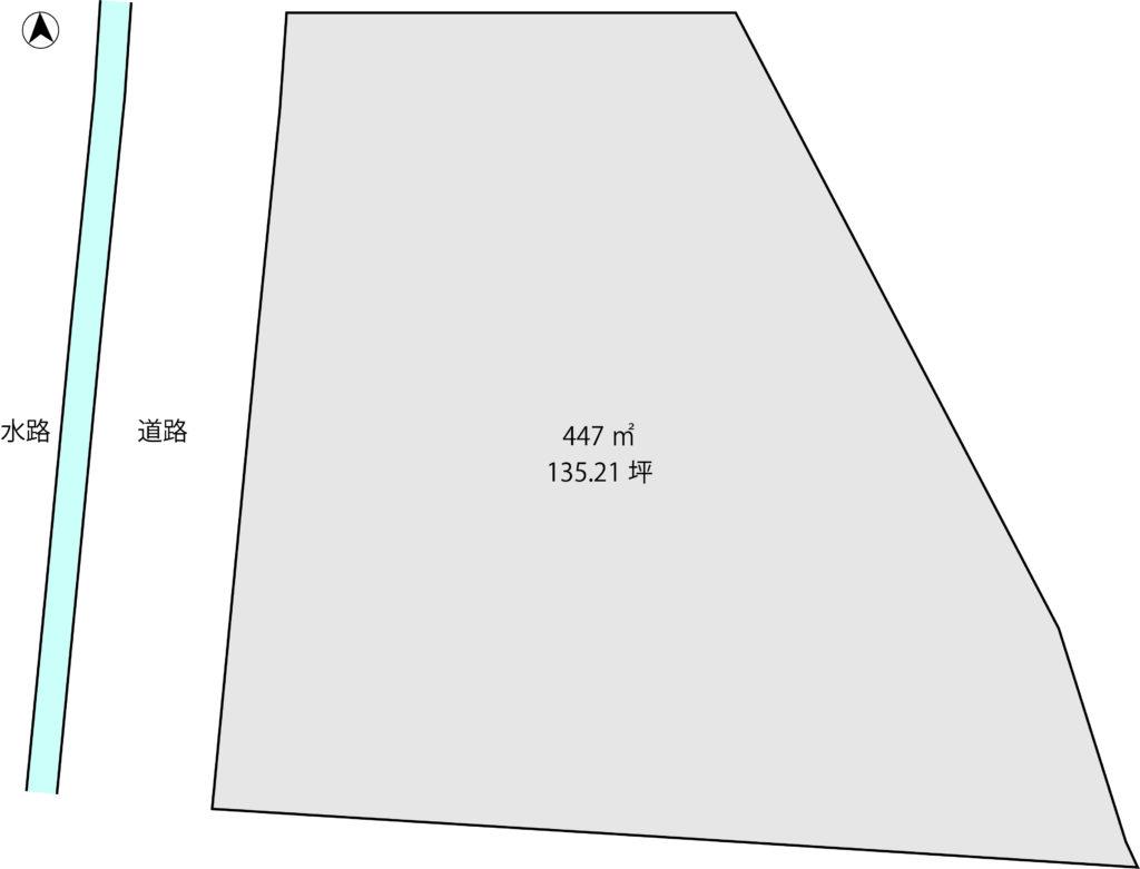 高知市福井町分譲地